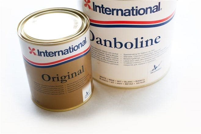 International varnishes and antifoul